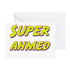 Super ahmed Greeting Card