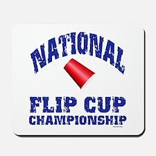 National Flip Cup Mousepad