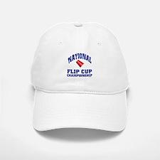 National Flip Cup Baseball Baseball Cap