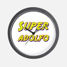 Super adolfo Wall Clock