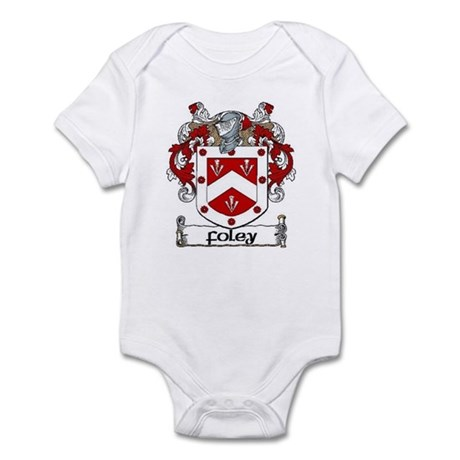 Foley Coat of Arms Infant Creeper