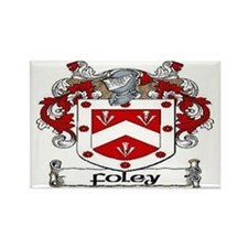 Foley Coat of Arms Magnets (10 pack)