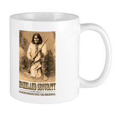 Homeland Security-Geronimo Mug