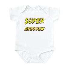 Super addyson Infant Bodysuit