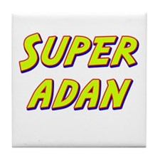 Super adan Tile Coaster