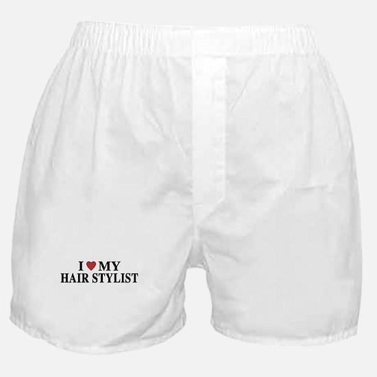 Hair Stylist Boxer Shorts