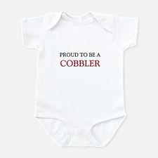 Proud to be a Cobbler Infant Bodysuit