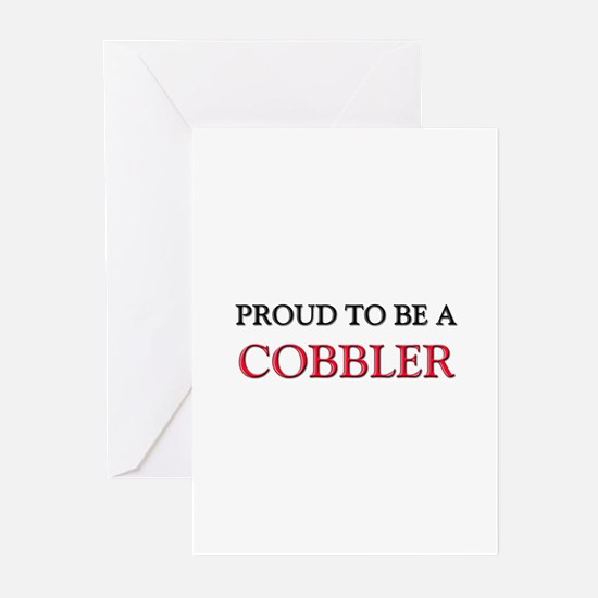 Proud to be a Cobbler Greeting Cards (Pk of 10)