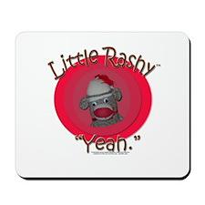 Rashy Logo Mousepad