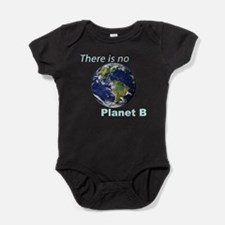 There is No Planet B - Climate Change Body Suit