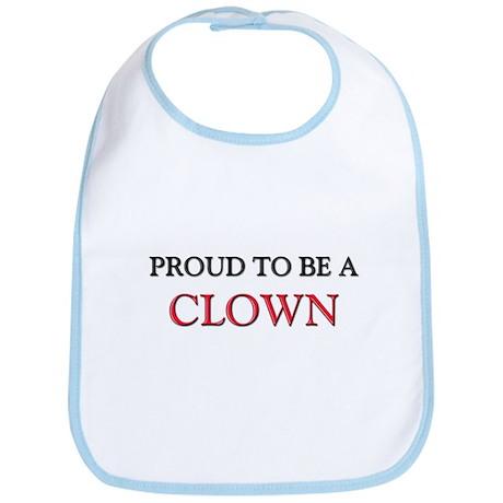 Proud to be a Clown Bib