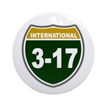 I-317 Ornament (Round)
