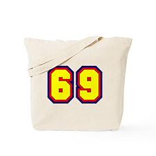 Cute 69 sex Tote Bag