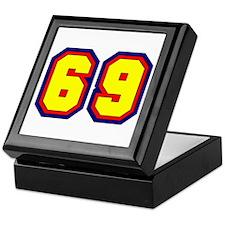 Unique 69 sex Keepsake Box