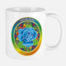 Blue Rose Bliss Mug