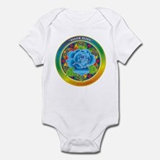 Blue Rose Bliss Infant Bodysuit