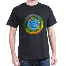 Blue Rose Bliss T-Shirt