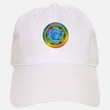 Blue Rose Bliss Baseball Baseball Cap