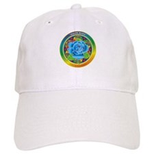 Blue Rose Bliss Baseball Cap