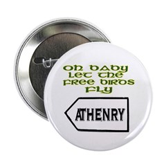 """Fields of Athenry 2.25"""" Button (10 pack)"""