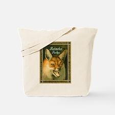 Reynard the Fox Tote Bag