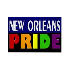 New Orleans Pride (Rectangle Magnet)