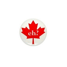 Eh? Mini Button (10 pack)