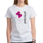 Cute Principal Women's T-Shirt