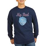 Bush's Bad Long Sleeve Dark T-Shirt