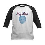 Bush's Bad Kids Baseball Jersey