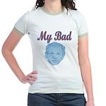 Bush's Bad Jr. Ringer T-Shirt
