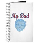 Bush's Bad Journal