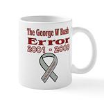 The Bush Error Mug