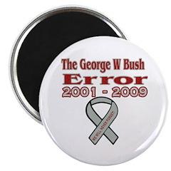 The Bush Error Magnet