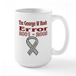 The Bush Error Large Mug