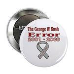 "The Bush Error 2.25"" Button (10 pack)"