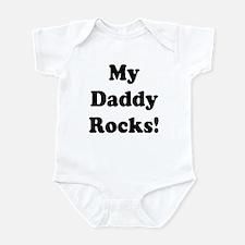 My Daddy Rocks! Onesie