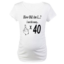 Unique 40th birthday Shirt