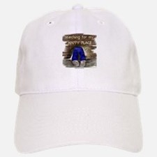 Searching for My HAPPY PLACE Baseball Baseball Cap
