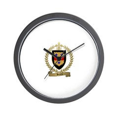 SEARS Family Crest Wall Clock