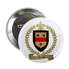 """SEARS Family Crest 2.25"""" Button"""