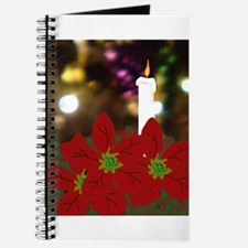 Unique Merry christmas candle Journal
