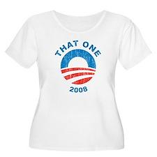 Vintage That One 2008 obama Logo T-Shirt