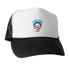 Vintage That One 2008 obama Logo Trucker Hat