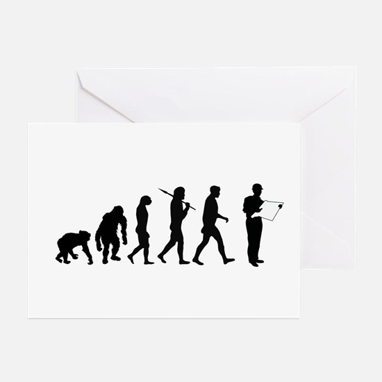 Civil Engineer Greeting Cards (Pk of 20)