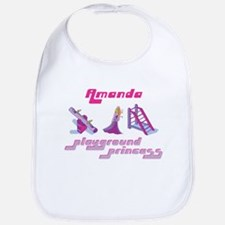 Amanda - Playground Princess Bib