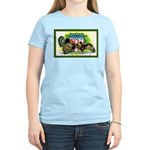 National Birds on Thanksgivin Women's Light T-Shir