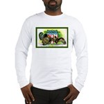 National Birds on Thanksgivin Long Sleeve T-Shirt