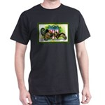 National Birds on Thanksgivin Dark T-Shirt