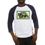 National Birds on Thanksgivin Baseball Jersey
